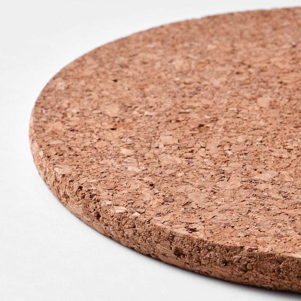 HEAT Base p/tacho, cortiça, 19 cm