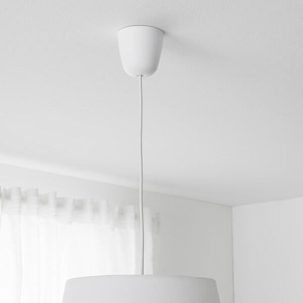 HEMMA Conjunto de cabos, branco, 1.8 m