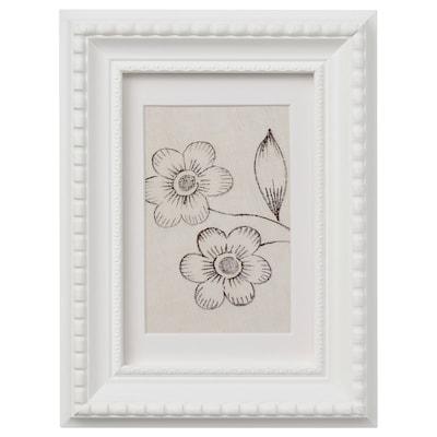 HIMMELSBY Moldura, branco, 10x15 cm
