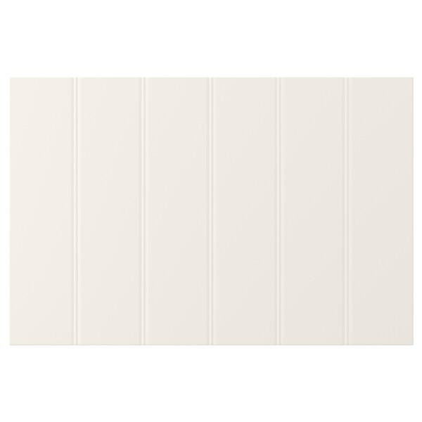 HITTARP porta branco-bege 59.7 cm 39.7 cm 1.8 cm