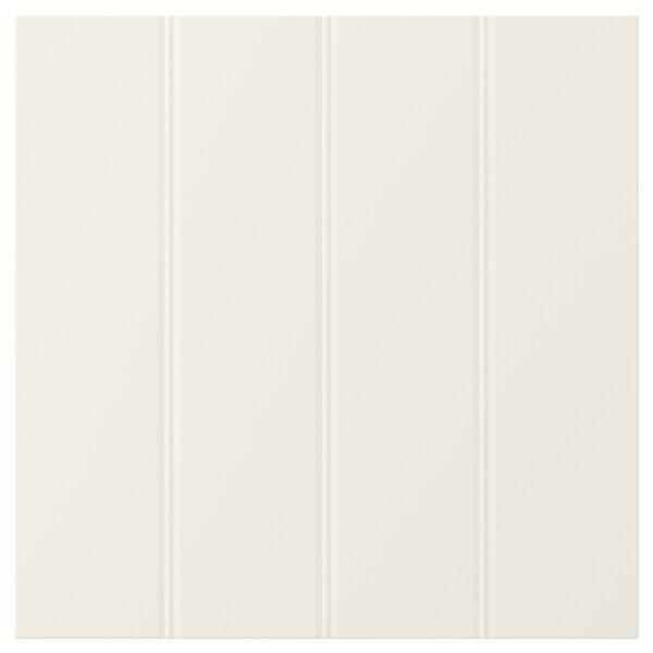 HITTARP Porta, branco-bege, 40x40 cm
