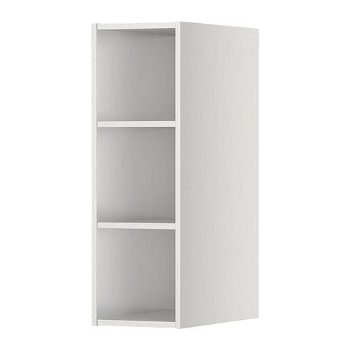 Armario Aberto De Aço ~ HÖRDA Armário aberto efeito aço inoxidável, 20x37x60 cm IKEA