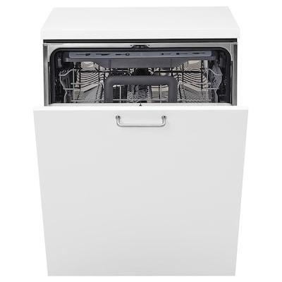 HYGIENISK Máquina lavar loiça integrada, 60 cm