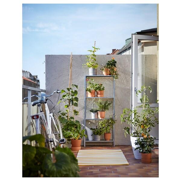 HYLLIS Estante, interior/exterior, 60x27x140 cm