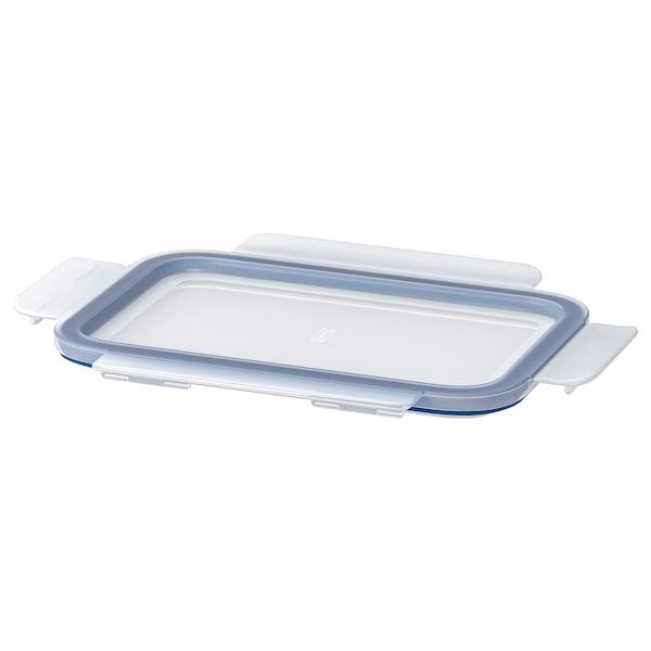 IKEA 365+ tampa retangular/plástico 21 cm 15 cm