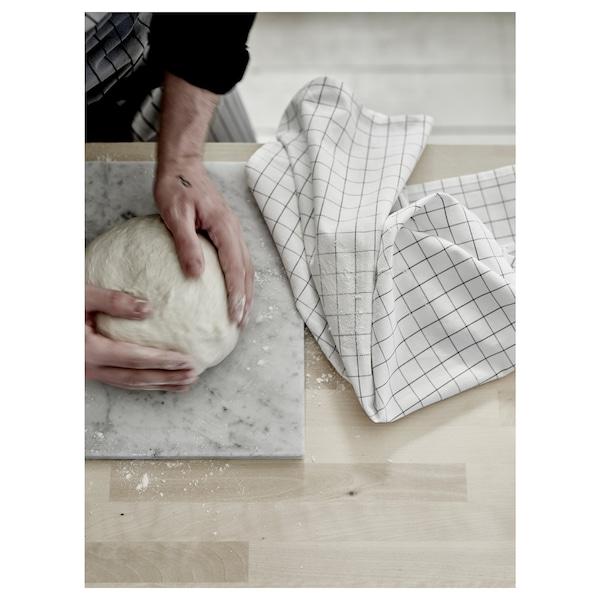 IKEA 365+ pano de cozinha branco 70 cm 50 cm 2 unidades