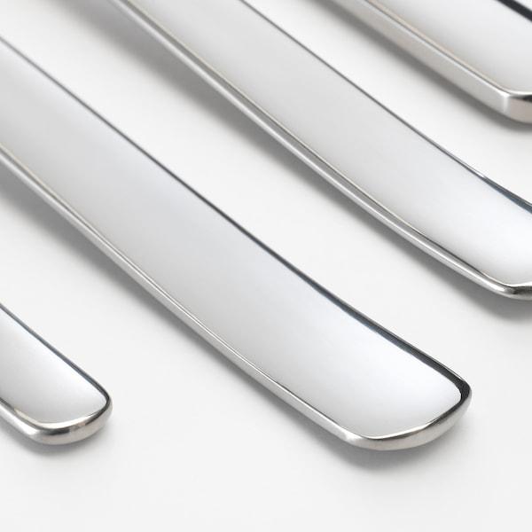 IKEA 365+ Faqueiro, 24 peças, aço inoxidável