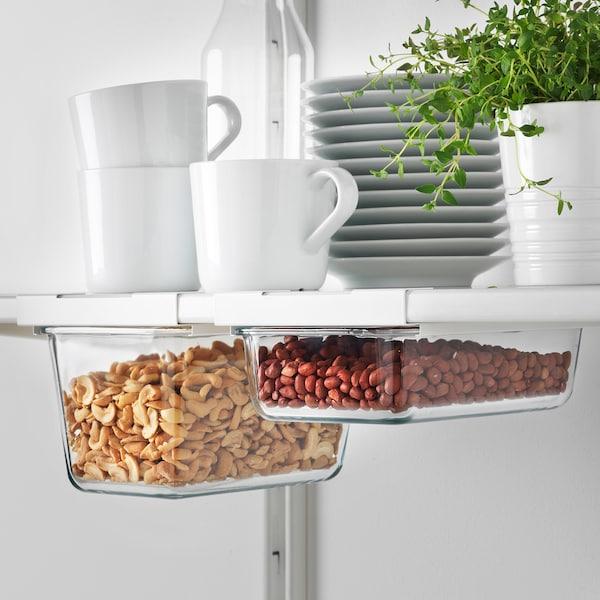 IKEA 365+ Suporte p/recipiente, branco