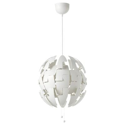 IKEA PS 2014 Candeeiro suspenso, branco, 35 cm