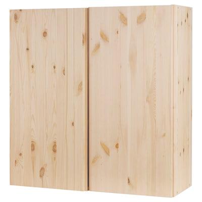 IVAR armário pinho 80 cm 30 cm 83 cm 50 kg