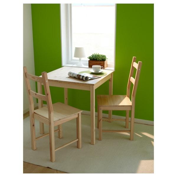 IVAR cadeira pinho 110 kg 41 cm 50 cm 95 cm 39 cm 40 cm 45 cm