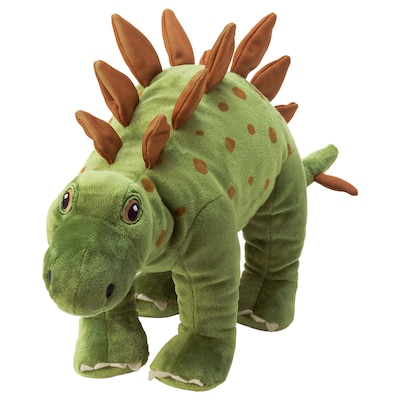 JÄTTELIK Peluche, dinossauro/dinossauro/stegosaurus, 50 cm