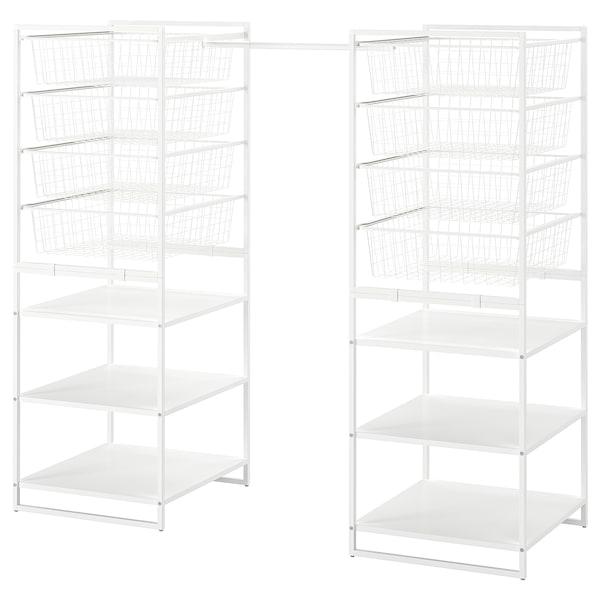 JONAXEL estrutura/cestos metal/varões 142 cm 178 cm 51 cm 139 cm