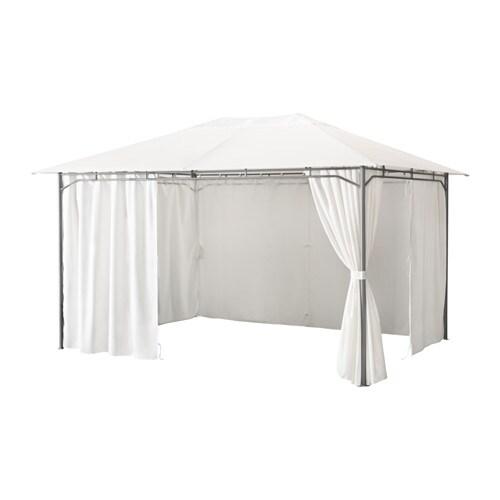 Karls p rgula c cortinas 300x400 cm ikea - Cortinas exterior ikea ...