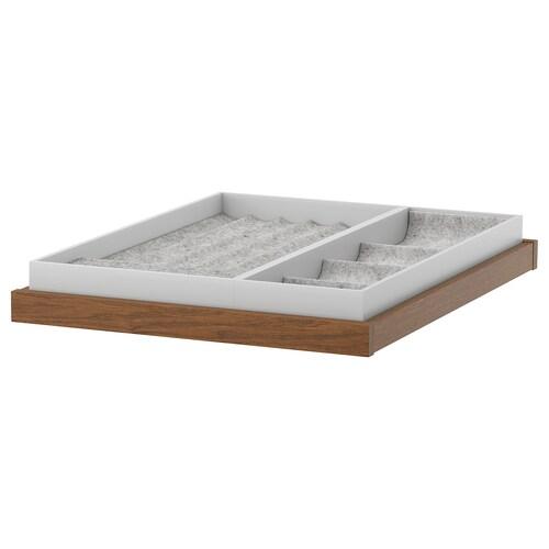 IKEA KOMPLEMENT Tabuleiro extraível c/acessório