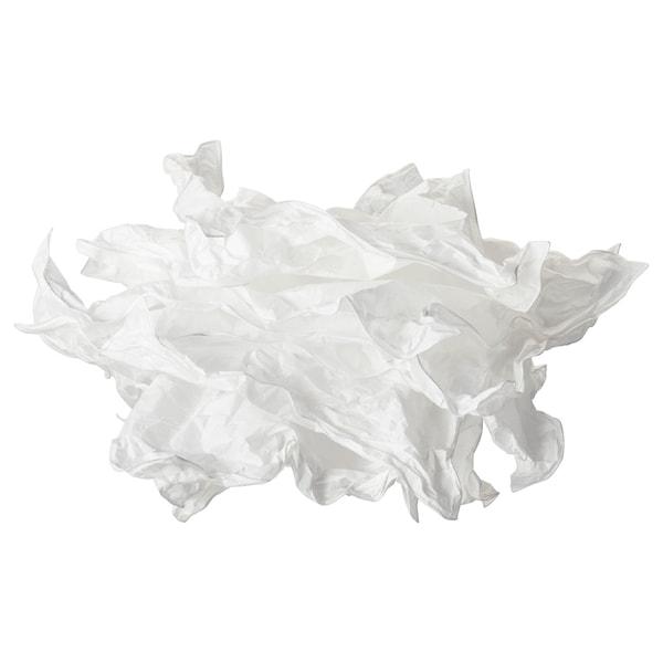 KRUSNING Abajur p/candeeiro suspenso, branco, 85 cm