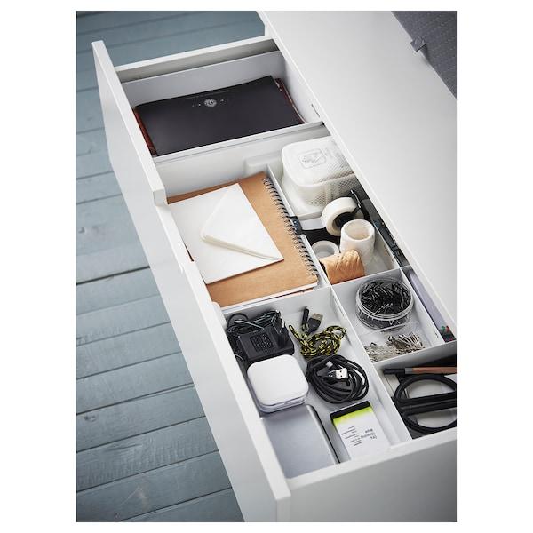 KUGGIS Acessório c/8 compartimentos, branco