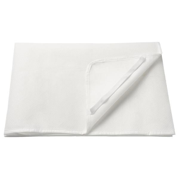 LENAST Protetor colchão impermeável, branco, 70x160 cm