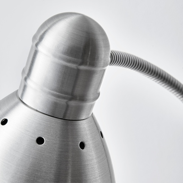 LERSTA candeeiro de pé/leitura alumínio 20 W 131 cm 25.5 cm 15.5 cm 200 cm
