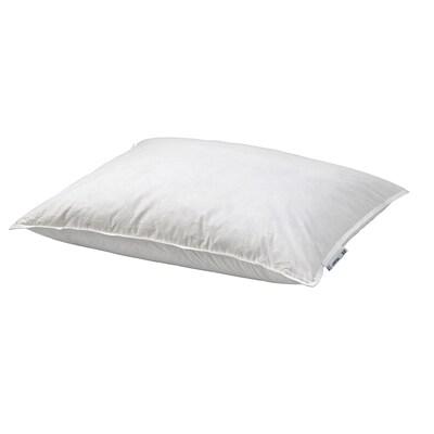 LUNDTRAV almofada baixa, dormir barriga 50 cm 60 cm 670 gr 765 gr
