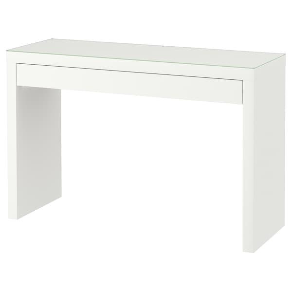 MALM Toucador, branco, 120x41 cm