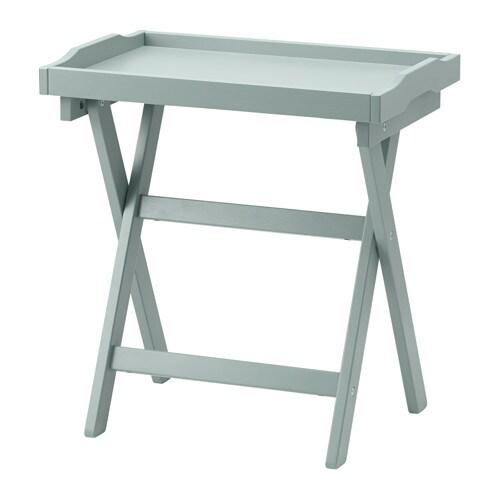 MARYD Mesa-tabuleiro - verde - IKEA