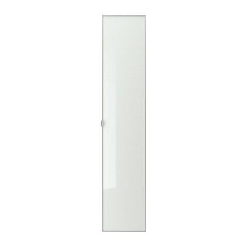 Morliden porta de vidro 40x192 cm ikea - Porta phon ikea ...