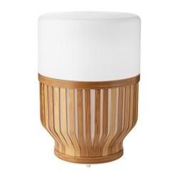 MULLBACKA Candeeiro LED de mesa 45€