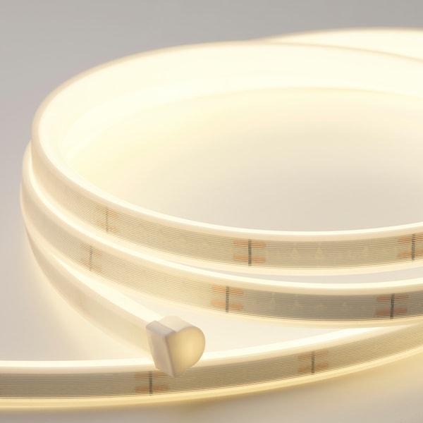 MYRVARV Sist iluminação flexível LED, intensidade regulável, 2 m