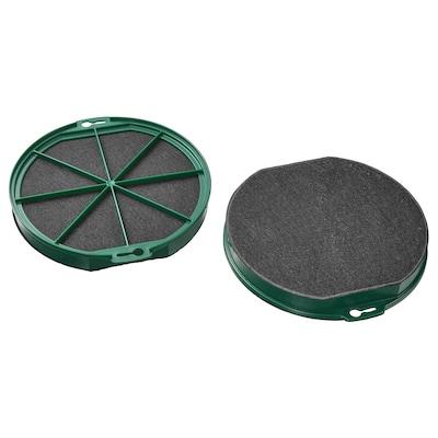 NYTTIG FIL 400 Filtro de carvão, 2 unidades