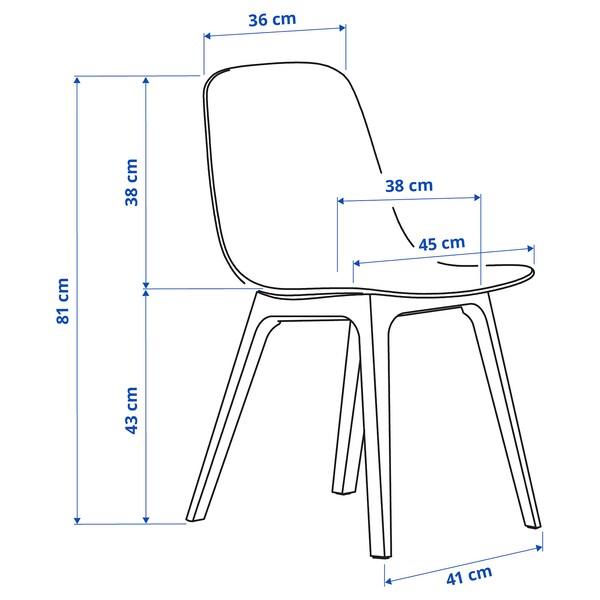 ODGER Cadeira, antracite