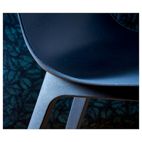 ODGER cadeira azul 110 kg 45 cm 51 cm 81 cm 45 cm 41 cm 43 cm