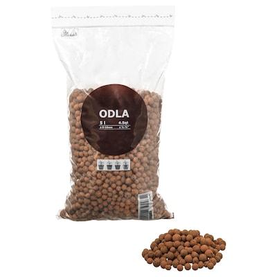 ODLA suporte p/cultivo grânulos de argila 5 l