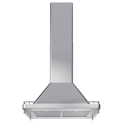 OMNEJD Exaustor de teto, aço inoxidável, 90 cm