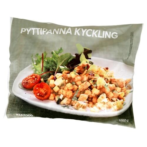 IKEA PYTTIPANNA KYCKLING Picado de batata c/frango, cong