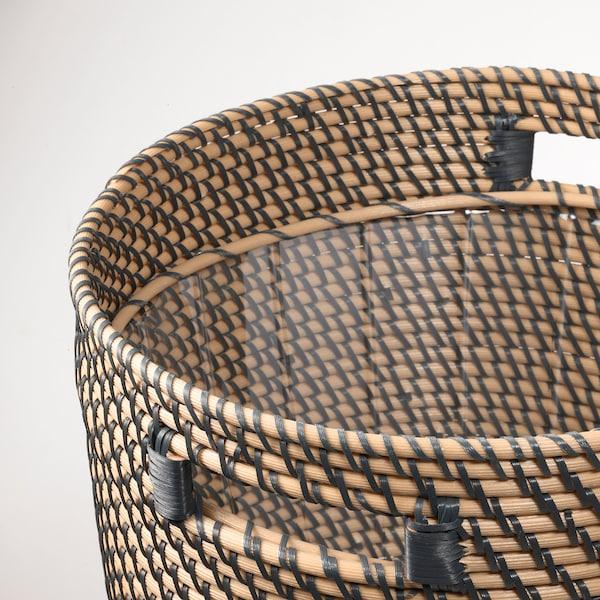 RÅGKORN vaso interior/exterior cru 39 cm 37 cm 32 cm 35 cm