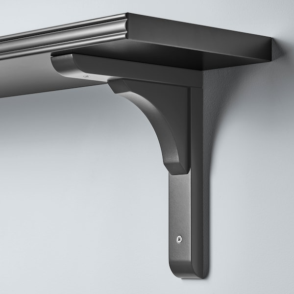 RAMSHULT Suporte, cinz esc, 18x22 cm