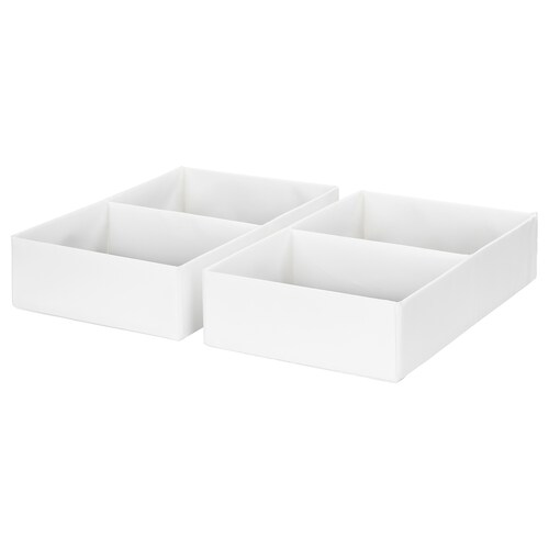 IKEA RASSLA Caixa c/compartimentos
