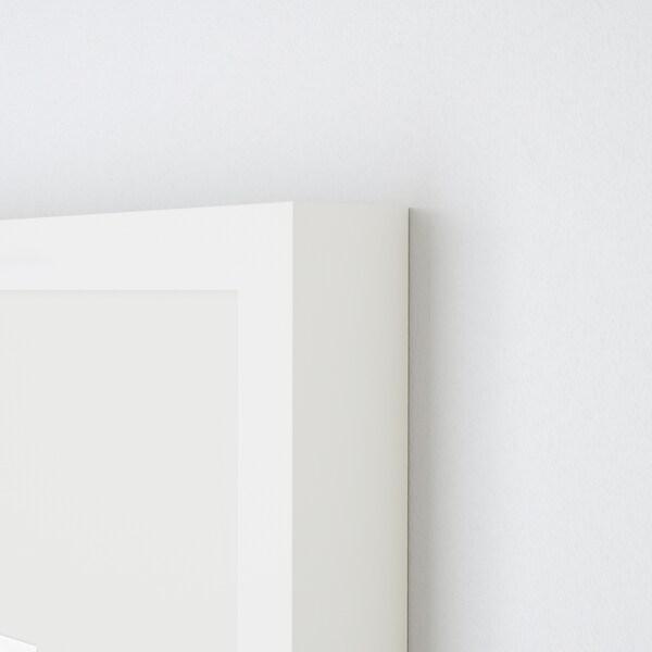 RIBBA moldura branco 23 cm 23 cm 13 cm 13 cm 12 cm 12 cm 4.5 cm 25 cm 25 cm