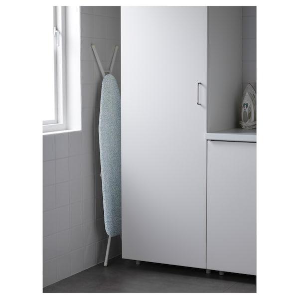 RUTER Tábua de engomar, branco, 108x33 cm