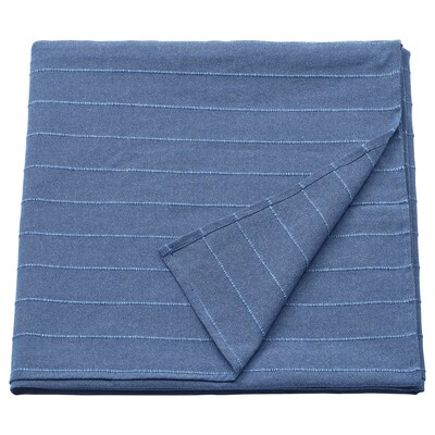 SKÄRMLILJA Colcha, azul, 230x250 cm