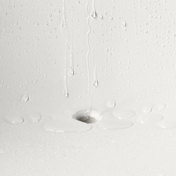 SKARPÖ Poltrona, exterior, branco