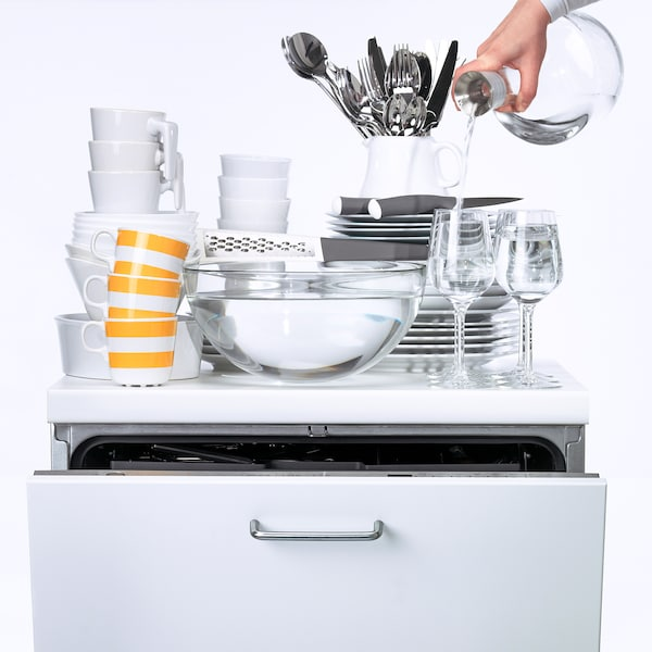 SKINANDE máquina lavar loiça integrada cinz 90.0 cm 84.0 cm 59.6 cm 55.5 cm 81.8 cm 150 cm 37.20 kg