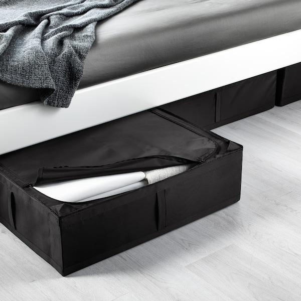 SKUBB caixa de arrumação preto 69 cm 55 cm 19 cm