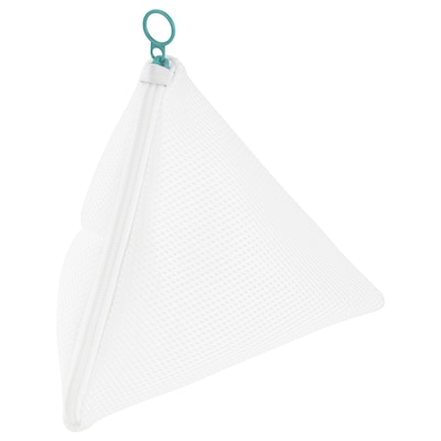 SLIBB Saco p/lavar roupa, branco