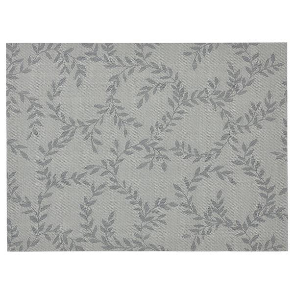 SNOBBIG Individual, c/padrão/cinz, 45x33 cm