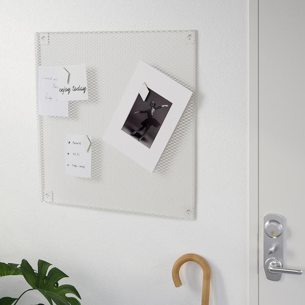 SÖDERGARN quadro magnético c/ímanes branco 60 cm 60 cm
