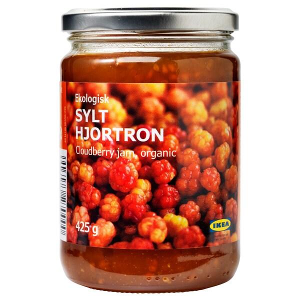SYLT HJORTRON Compota amora ártica, biológico, 425 gr