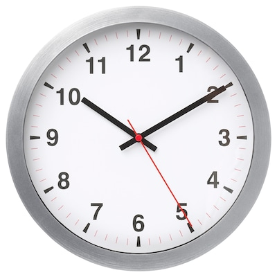 TJALLA Relógio de parede, 28 cm