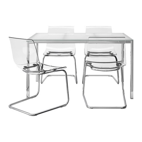 Torsby Tobias Mesa E 4 Cadeiras Ikea